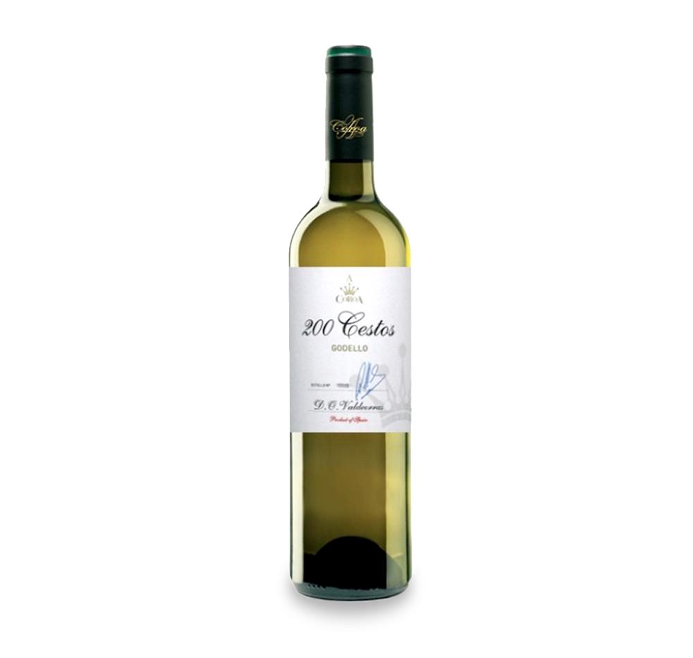 Weisswein Adega A Coroa 200 Cestos Casa de Vinos Krapf