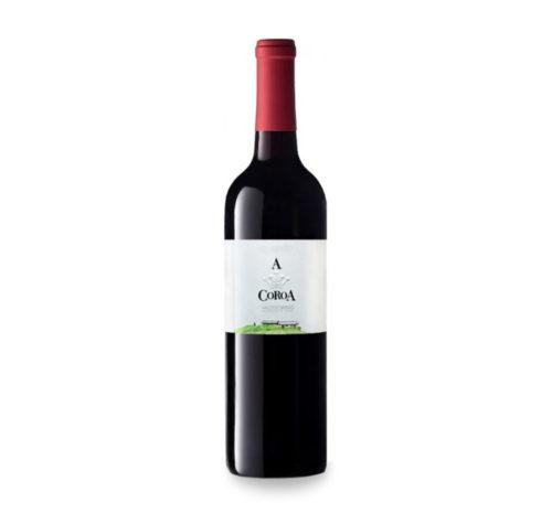 Rotwein Adega A Coroa Tinto Ladeira Vella Casa de Vinos Krapf