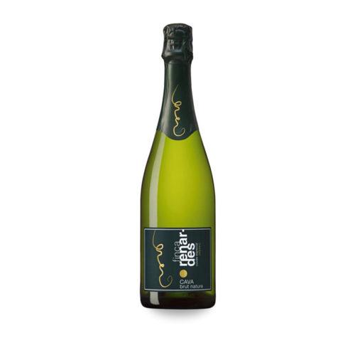Schaumwein Cava Finca Renardes Brut Nature Bio Casa de Vinos Krapf