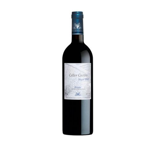 Rotwein Celler Cecilio Negre 2010 Casa de Vinos Krapf