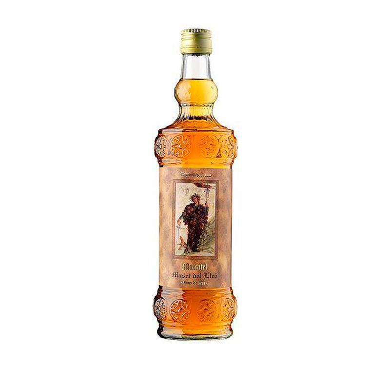 Weisswein Maset Moscatel Maset del Lleo Casa de Vinos Krapf