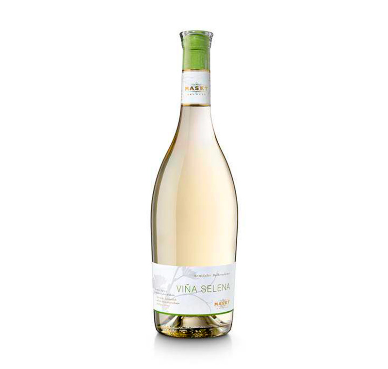 Weisswein Maset Vina Selena Blanco Casa de Vinos Krapf