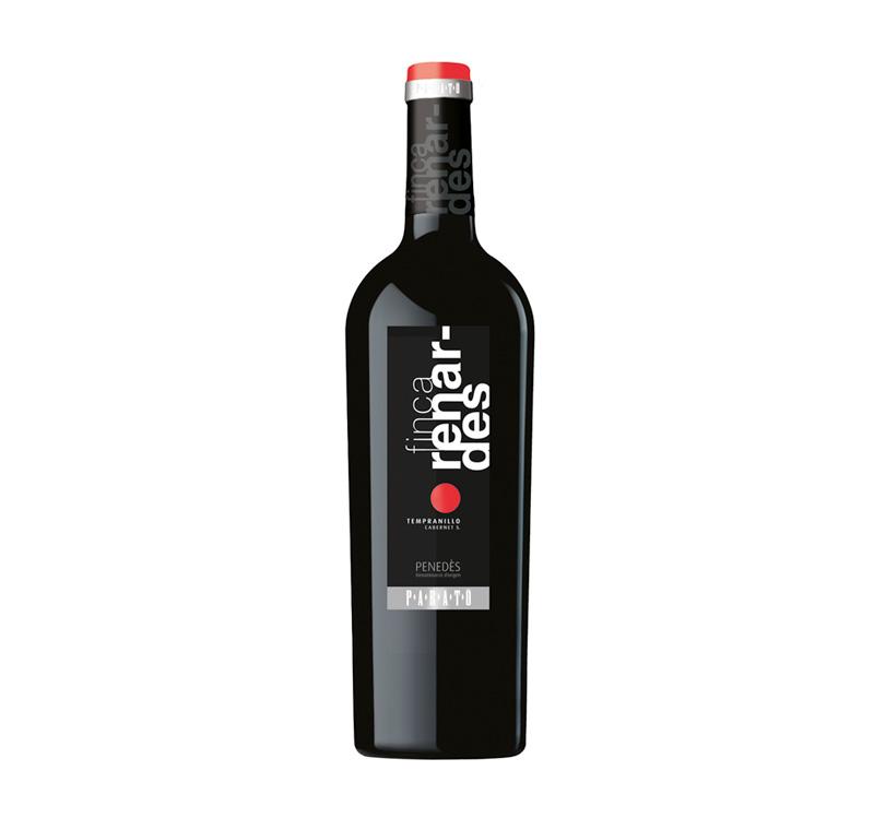 Rotwein Parato Finca Renardes Negre 2011 Casa de Vinos Krapf