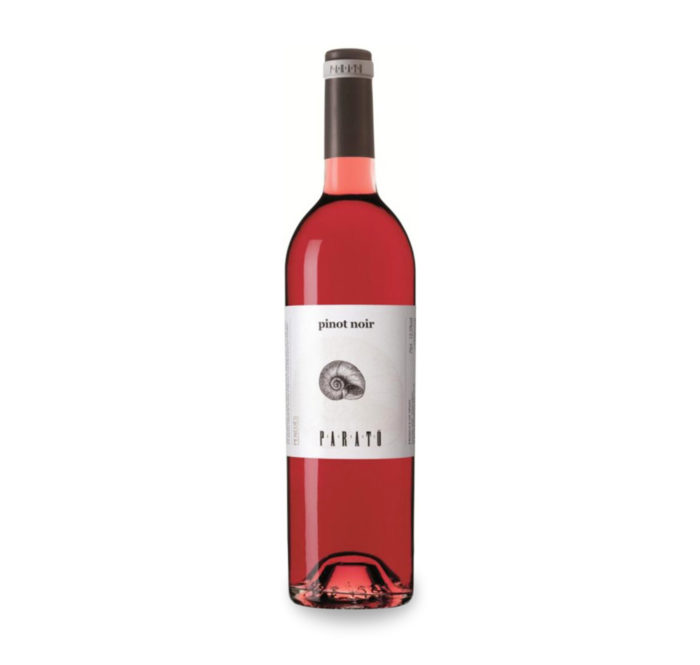 Rose Rosado Pinot Noir Parato Casa de Vinos Krapf