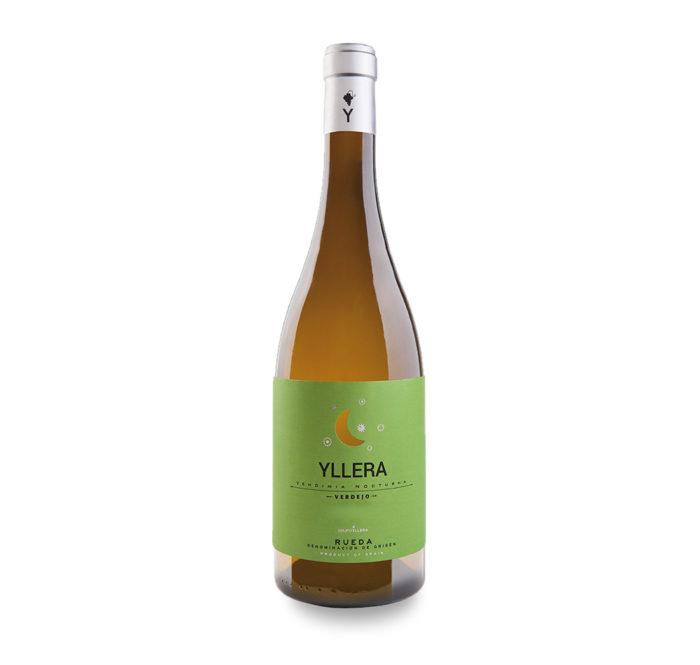 Weisswein Yllera Verdejo Casa de Vinos Krapf